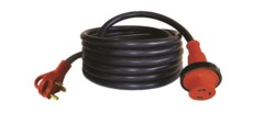 Detachable RV Power Cord