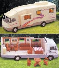RV Action Toy Motorhome