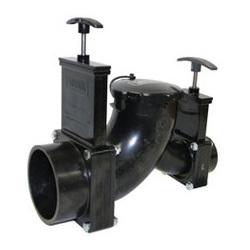 Waste valves
