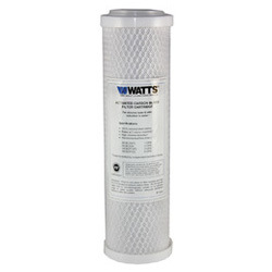Exterior in line water filter