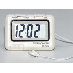 Clocks dehumidifier and thermometers