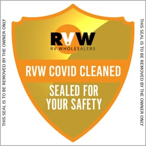 RVW Covid Cleaned Seal